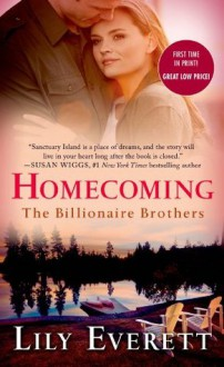 Homecoming: The Billionaire Brothers - Lily Everett