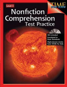Nonfiction Comprehension Test Practice: Level 3 - Jennifer Overend Prior