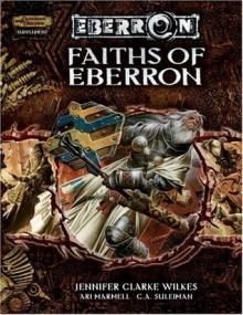 Faiths of Eberron - Jennifer Clarke Wilkes