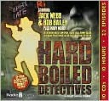 Hard Boiled Detectives - Jack Webb