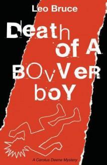 Death of a Bovver Boy - Leo Bruce