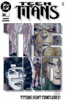Teen Titans (1996-1998) #24 - Dan Jurgens,Dan Jurgens