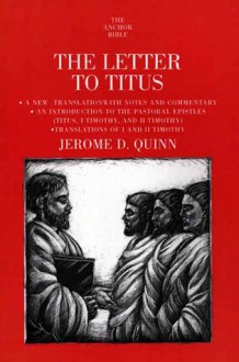 The Letter to Titus - Jerome Quinn