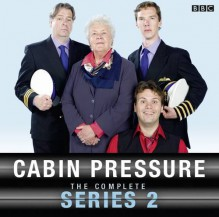 Cabin Pressure - John David Finnemore, Stephanie Cole, Roger Allam, Benedict Cumberbatch