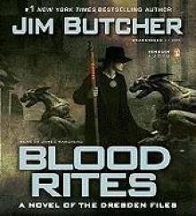 Blood Rites - James Marsters, Jim Butcher