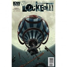 Locke & Key: Guide to the Known Keys - Joe Hill, Gabriel Rodríguez
