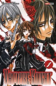 Vampire Knight, Tome 1 - Matsuri Hino