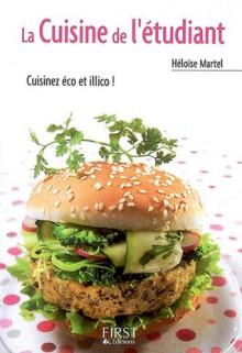 La cuisine de l'étudiant - Héloïse Martel