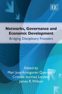 Networks, Governance And Economic Development: Bridging Disciplinary Frontiers - Mari Jose Aranguren Querejeta, Cristina Iturrioz Landart, James R. Wilson, Momoka Ito