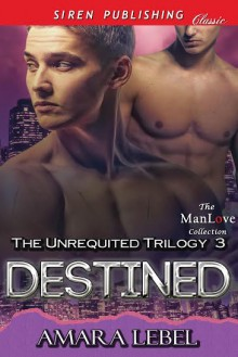 Destined (The Unrequited Trilogy #3) - Amara Lebel