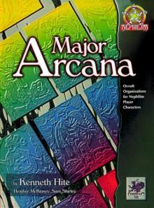 Major Arcana - Kenneth Hite