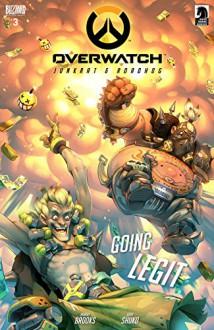 Overwatch #3 - Robert Brooks, Gray Shuko