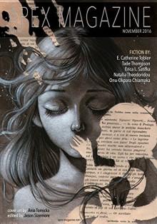 Apex Magazine Issue 90 - E. Catherine Tobler, Tade Thompson, Onu-Okpara Chiamaka, Erica L. Satifka