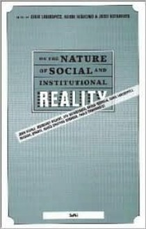 On the Nature of Social and Institutional Reality - Heikki Ikaheimo, Jussi Kotkavirta