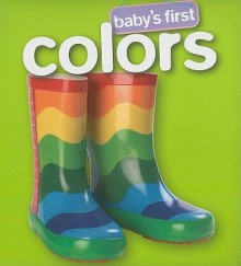 Baby's First Colors (Board Book) - Hinkler Books