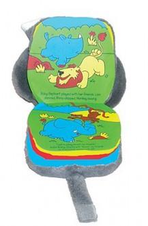 Cuddly Elephant - Heather Henning, Daniel Howarth