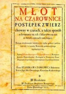 Młot na czarownice - Jacob Sprenger, Heinrich Kramer