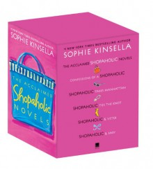 The Acclaimed Shopaholic Novels Boxed Set - Sophie Kinsella