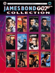 James Bond 007 Collection for Strings: Violin with Piano Acc. [With CD (Audio)] - Alfred A. Knopf Publishing Company, Alfred A. Knopf Publishing Company, Warner Brothers Publications