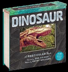 Dinosaur: A Photicular Book - Kathy Wollard, Dan Kainen