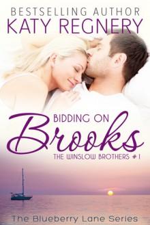Bidding on Brooks - Katy Regnery