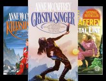 Crystal Singer Trilogy (3 Book Series) - Anne Mccaffrey, Michael Whelan