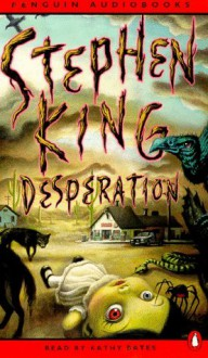 Desperation - Kathy Bates, Stephen King