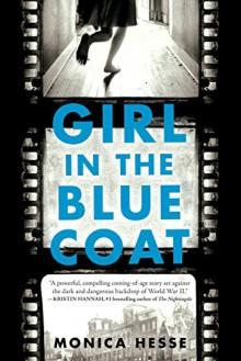 Girl in the Blue Coat - Monica Hesse