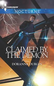 Claimed By The Demon (nocturne) - Doranna Durgin