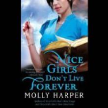 Nice Girls Don't Live Forever (Jane Jameson, #3) - Molly Harper, Amanda Ronconi