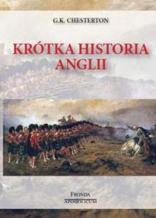Krótka historia Anglii - Gilbert Keith Chesterton