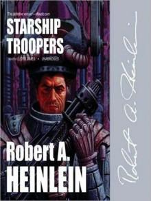 Starship Troopers (MP3 Book) - Lloyd James, Robert A. Heinlein