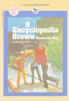 Encyclopedia Brown Shows the Way - Donald J. Sobol