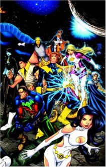 Legion of Super-Heroes, Vol. 7: Enemy Rising - Jim Shooter, Francis Manapul, John Livesay