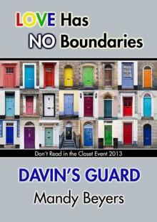 Davin's Guard - Mandy Beyers