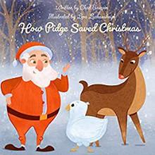 How Pidge Saved Christmas - Chad Baucom,Lera Luzhanskya