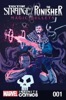 Doctor Strange/Punisher: Magic Bullets Infinite Comic #1 (of 8) - John Barber