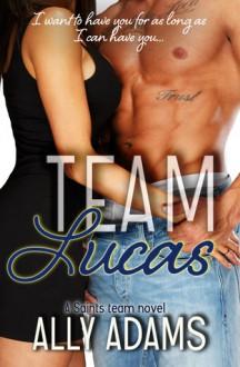 Team Lucas - Ally Adams
