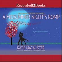 A Midsummer Night's Romp - Katie MacAlister,Saskia Maarleveld,Brian Hutchison
