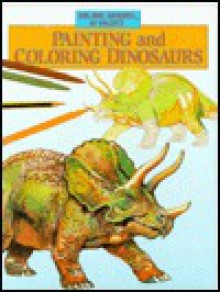 Painting and Coloring Dinosaurs - Isidro Sánchez