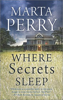 Where Secrets Sleep - Marta Perry