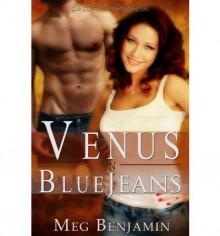 Venus in Blue Jeans - Meg Benjamin