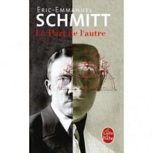 La Part de l'autre - Éric-Emmanuel Schmitt