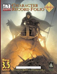 d20 System Character Record Folio - Updated - Chris Pramas, Kyle Anderson