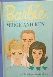 Barbie, Midge and Ken - Robert Patterson, Cynthia Lawrence, Bette Lou Maybee