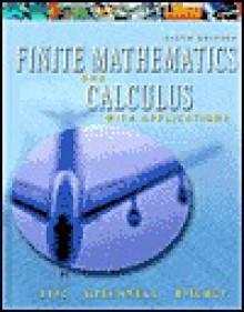 Finite Math & Calc W/Applc& Ti Rebate Pkg - Raymond N. Greenwell, Margaret L. Lial, Nathan P. Ritchey