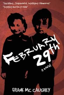 February 29th - Frank McCaughey