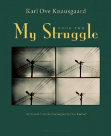My Struggle: Book 2: A Man in Love - Karl Ove Knausgård, Don Bartlett