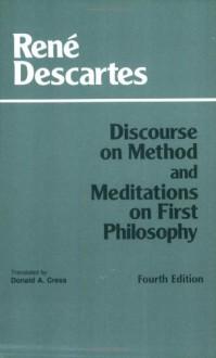 Discourse on Method and Meditations - René Descartes, Elizabeth S Haldane, G R T Ross