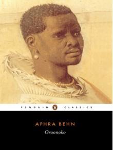Oroonoko - Aphra Behn,Janet Todd